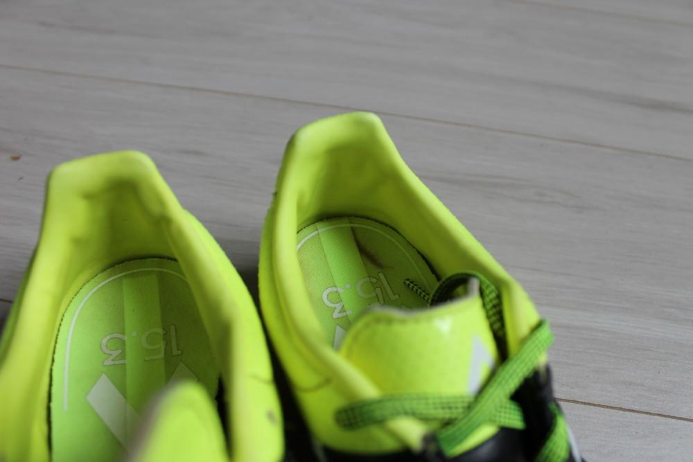 Бутсы adidas оригинал ace 15.3 lth fg\ag b32808 jr фото №11