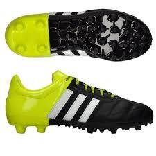Бутсы adidas оригинал ace 15.3 lth fg\ag b32808 jr фото №1