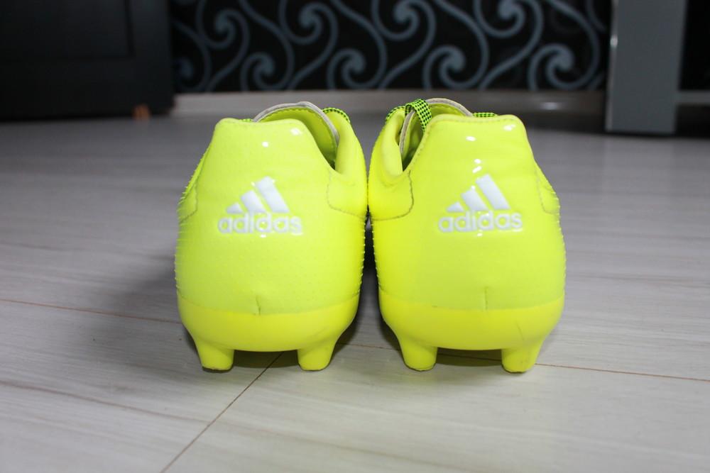 Бутсы adidas оригинал ace 15.3 lth fg\ag b32808 jr фото №5
