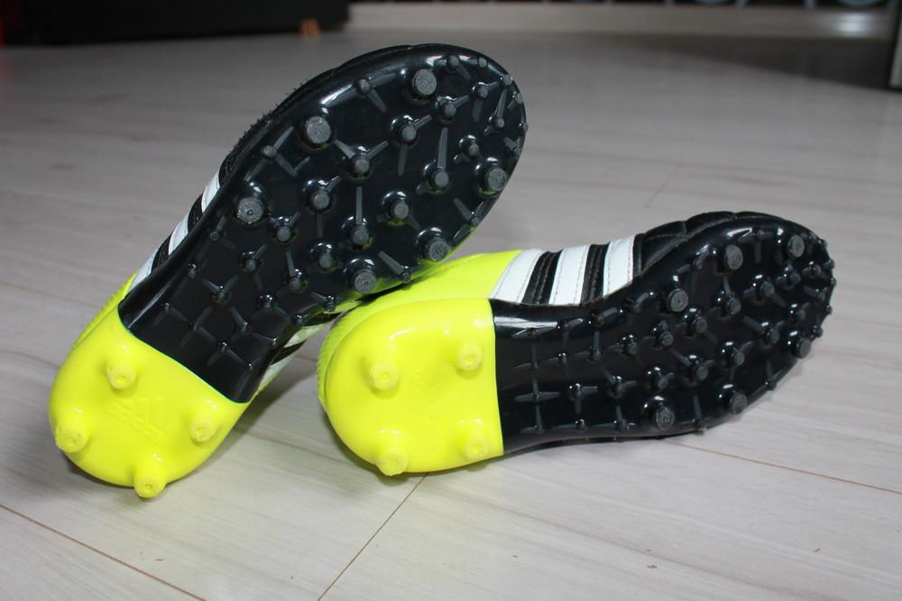 Бутсы adidas оригинал ace 15.3 lth fg\ag b32808 jr фото №6