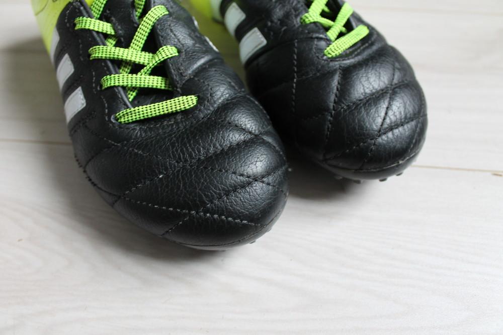 Бутсы adidas оригинал ace 15.3 lth fg\ag b32808 jr фото №8