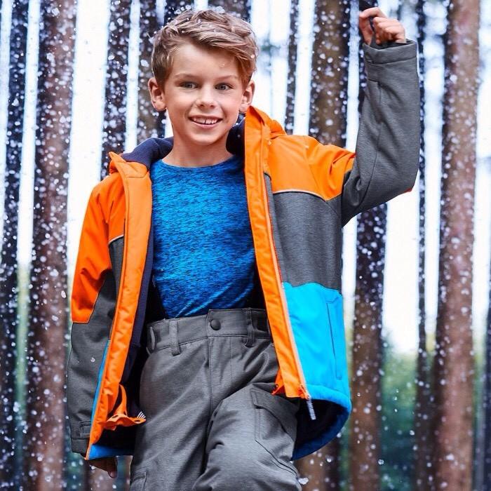 Зимняя термокуртка topolino  р-р 104 германия тополино фото №1