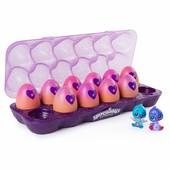 Хатчималс набор 12 штук яиц Hatchimals 12-Pack Egg