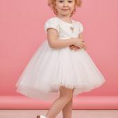 Zironka Платье Кружево молочный цвет