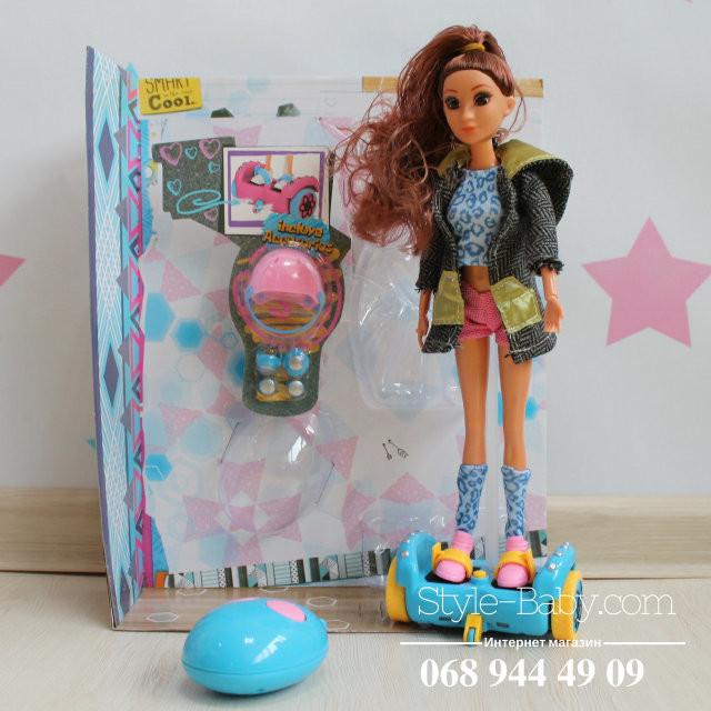 Кукла и смартвей на р/у фото №1