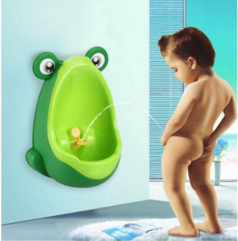 Детский писсуар.туалет,унитаз лягушка и пингвин фото №2