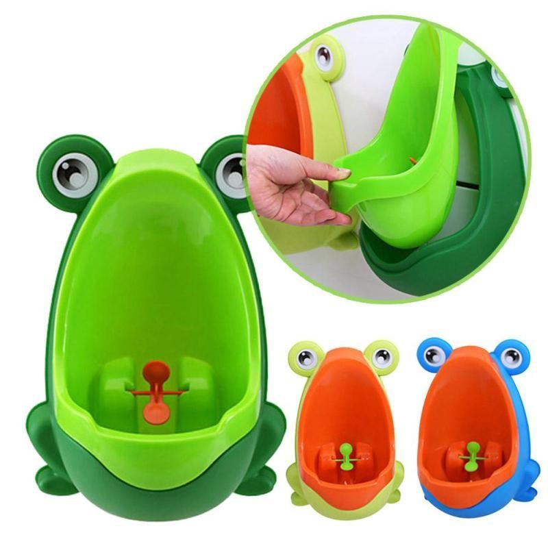 Детский писсуар.туалет,унитаз лягушка и пингвин фото №3