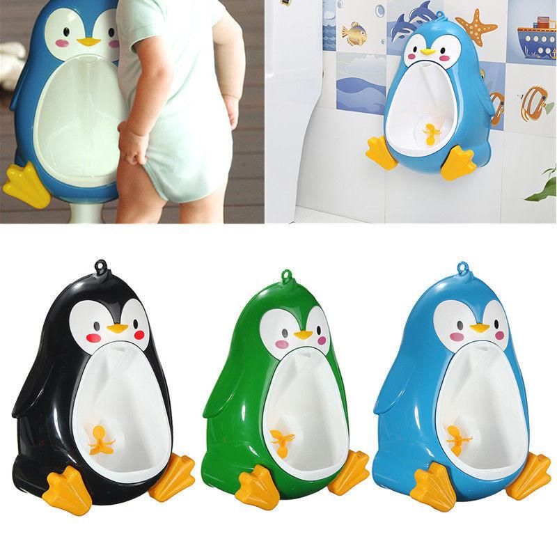 Детский писсуар.туалет,унитаз лягушка и пингвин фото №4