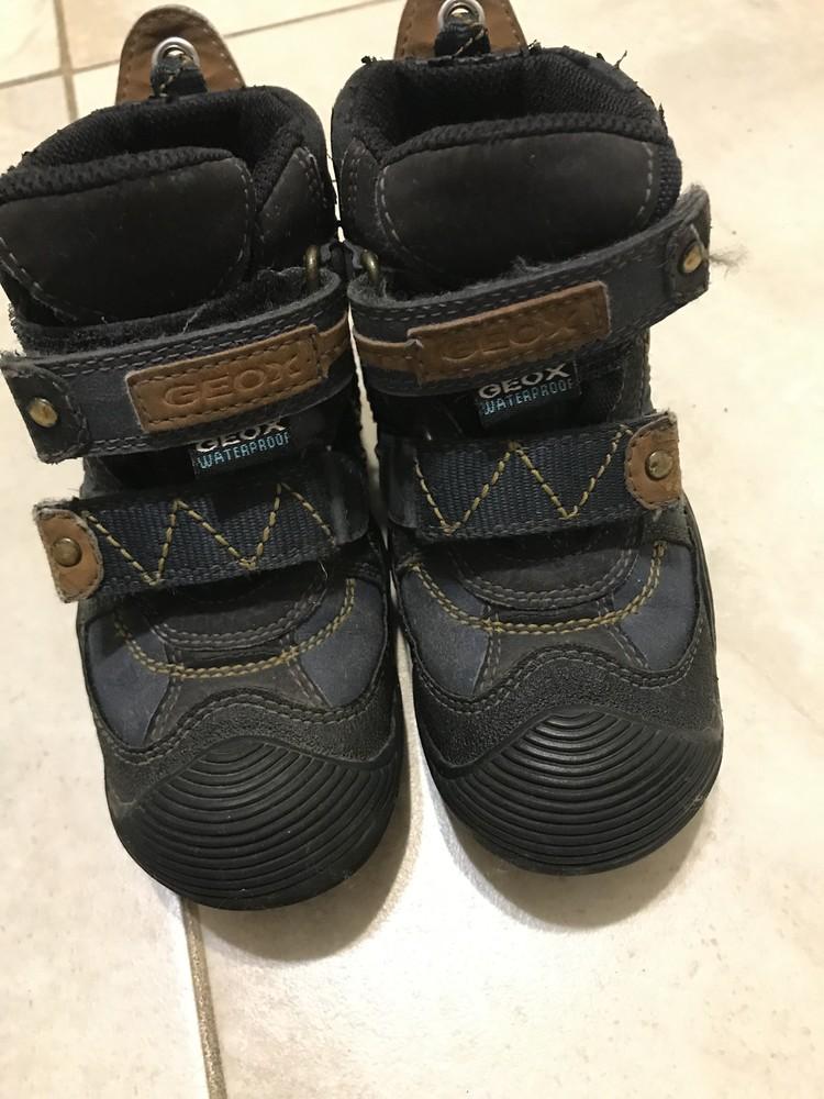 aa78ed1e8 Ботинки демисезонные geox, 26 размер, цена 300 грн - купить Сапоги и ...