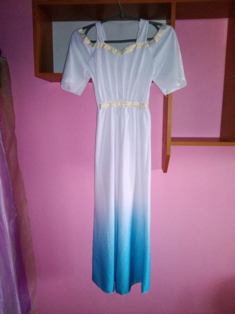 Новогоднее платье на 9-11 лет фото №1