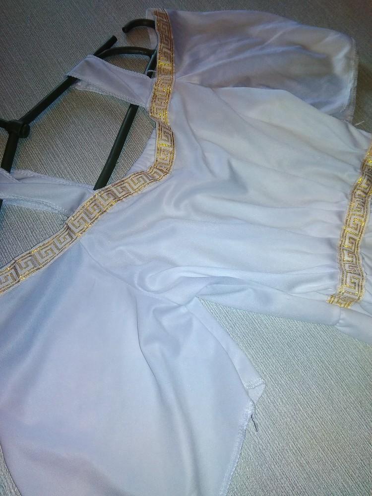 Новогоднее платье на 9-11 лет фото №2