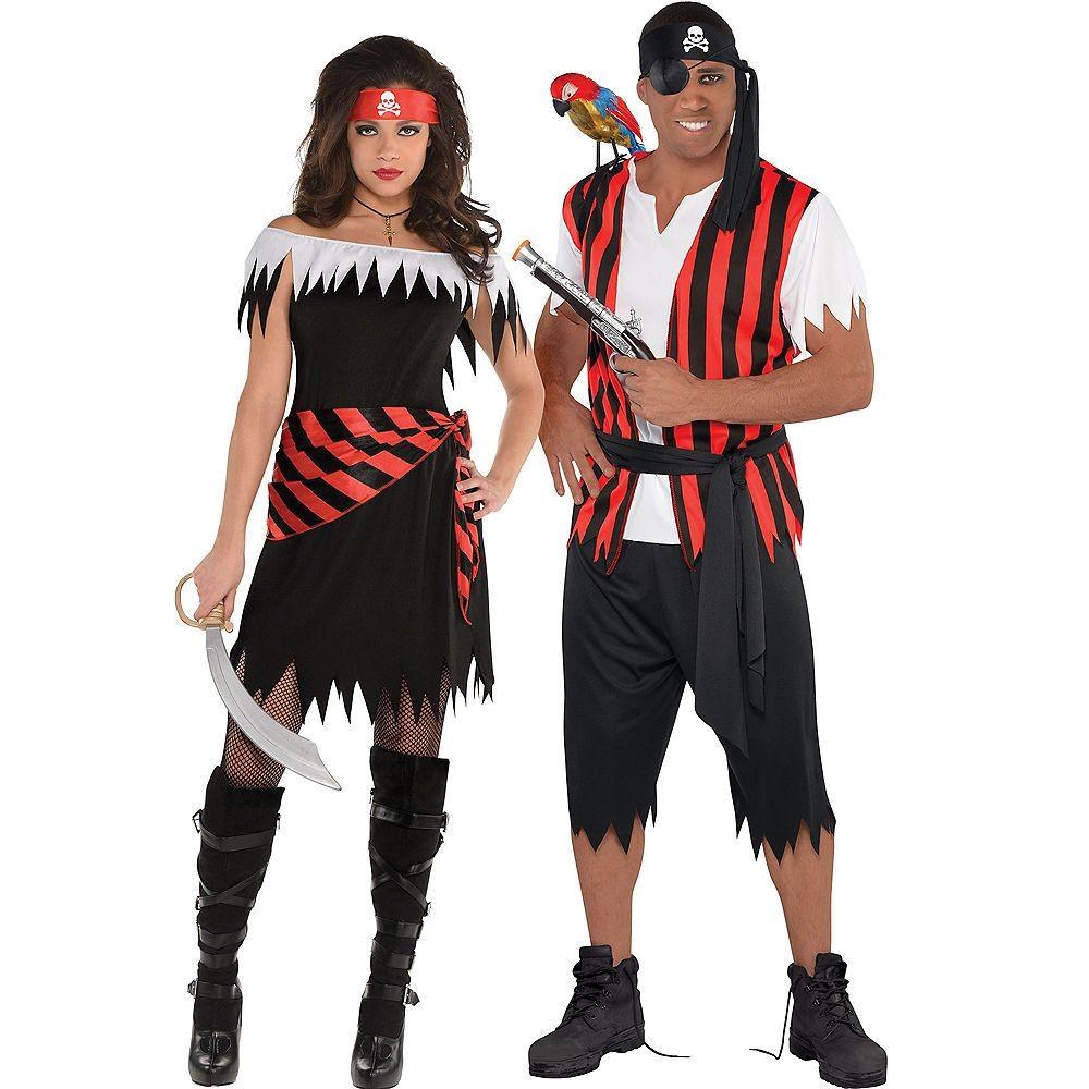 Картинка костюм на пиратскую вечеринку