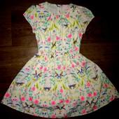 Платье Bluezoo на 7 лет(122см).