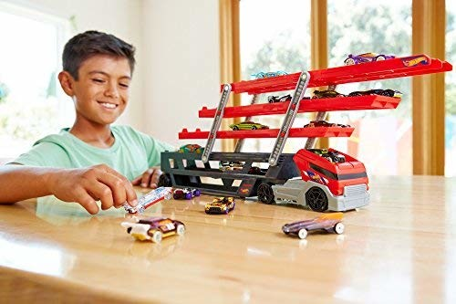 Набор машинок хот вилс 9 шт hot wheels 9-car gift pack фото №6