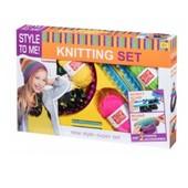 """Набор для творчества """"Knitting Set"""" от Same Toy"""