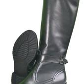 Сапоги люкс качества инд пошив(на любую голень) каблук 4,6,8,9 см или танкетка разные цветакожизамши