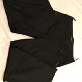 Новые!Брюки-джинсы из Европы,чёрные,дорогая фурнитура,р.л-ххл,смотрите замеры