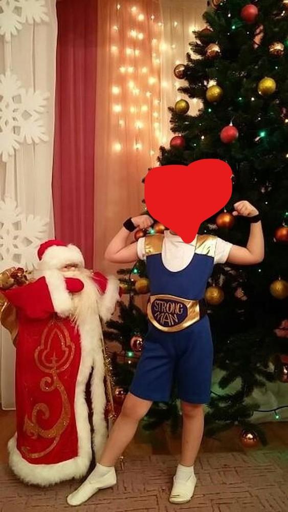 изображениях можно фото новогоднего костюма силач непродолжительная