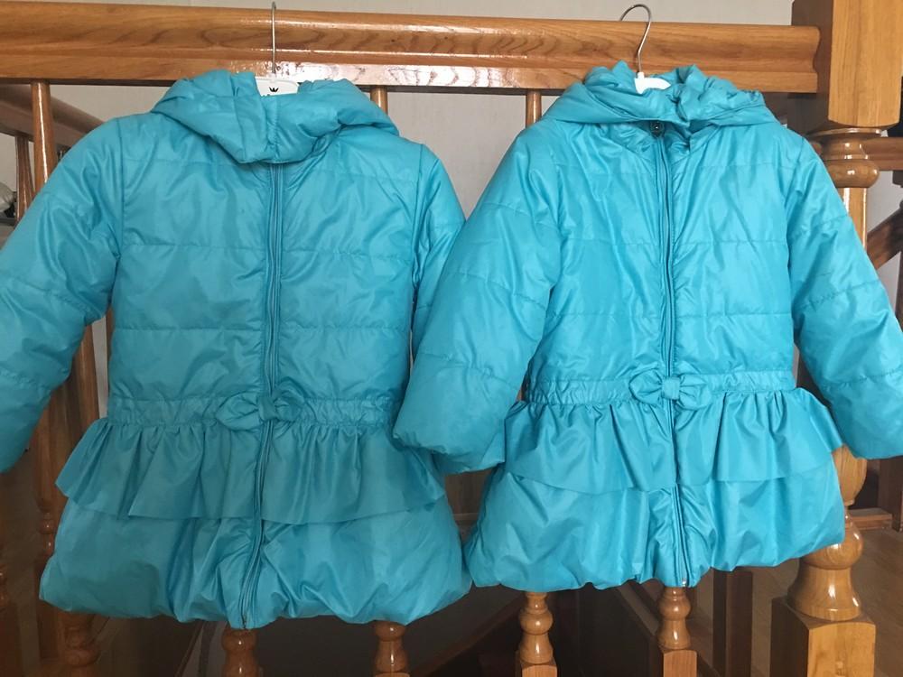 Курточка зима 98 р войчик фото №1