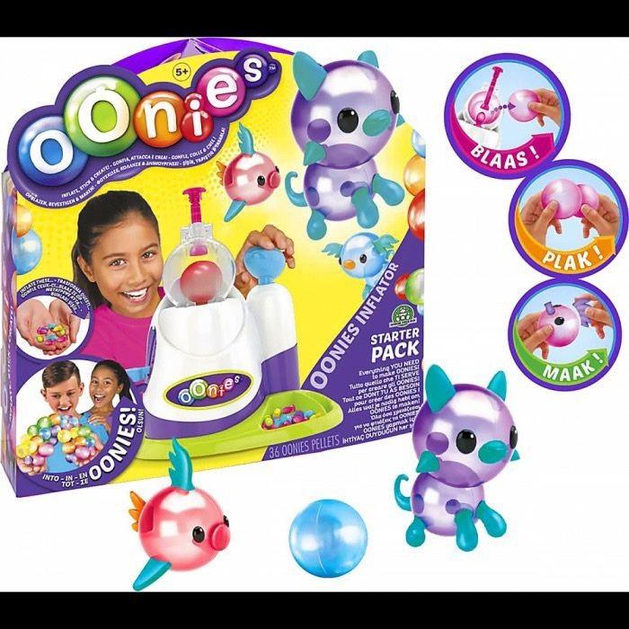Набор для создания игрушек oonies - волшебная фабрика фото №1