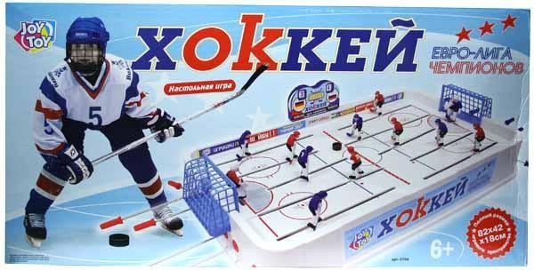 Настольный хоккей 0704 лига чемпионов фото №3
