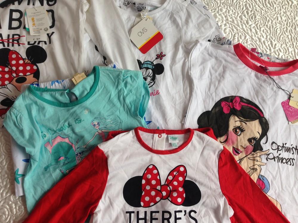 Качественные пижамы ovs kids, 2-3 года фото №1
