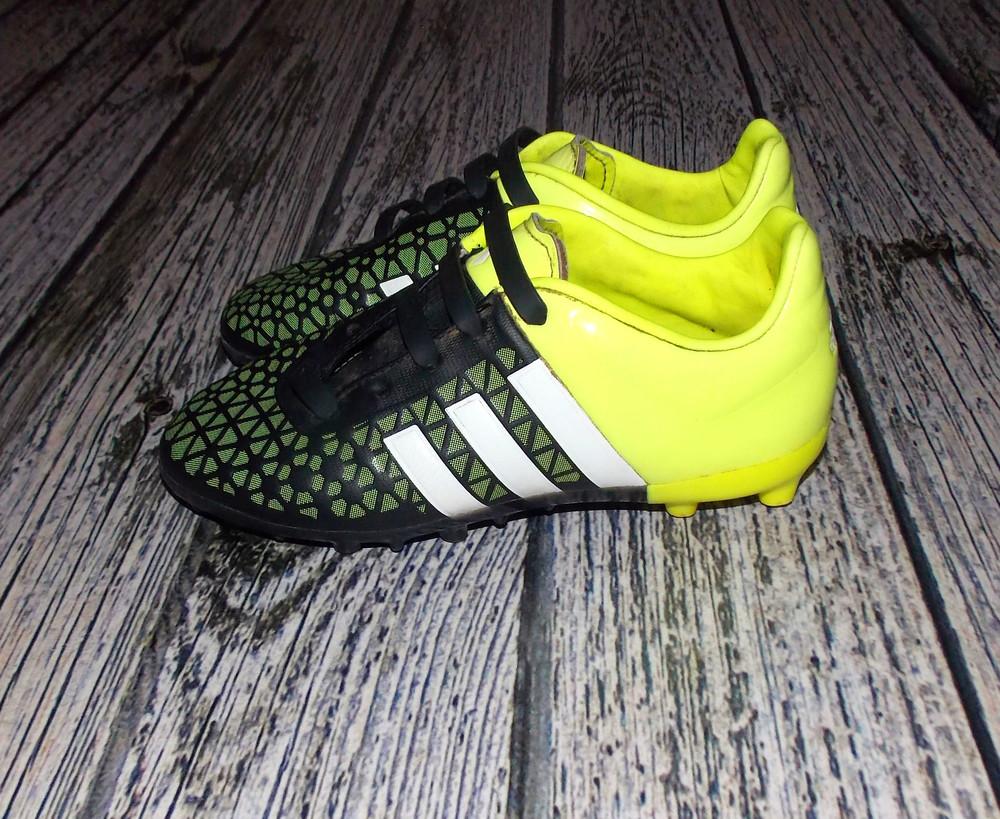 Футбольные бутсы adidas для мальчика, размер 13к (19,5 см) фото №1