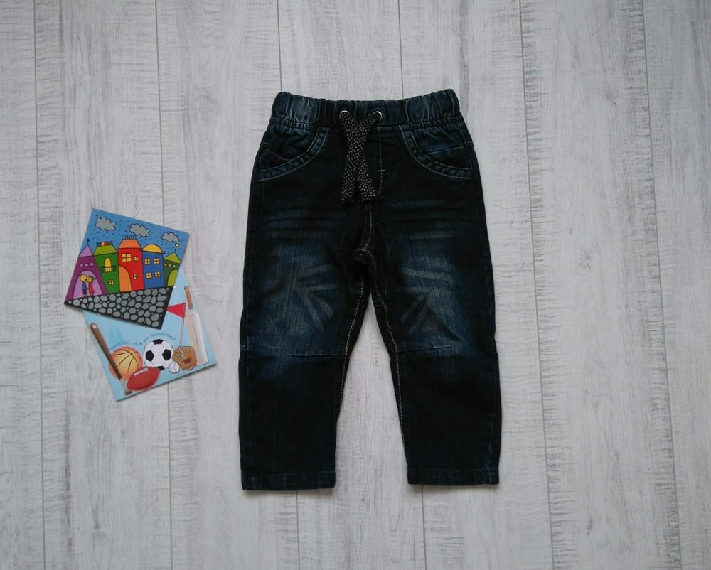 1/5-2 года джинсы на резинке pumpkin patch фото №1