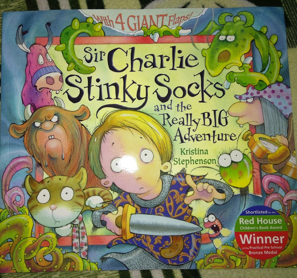 Книжка для детей на английском! фото №1
