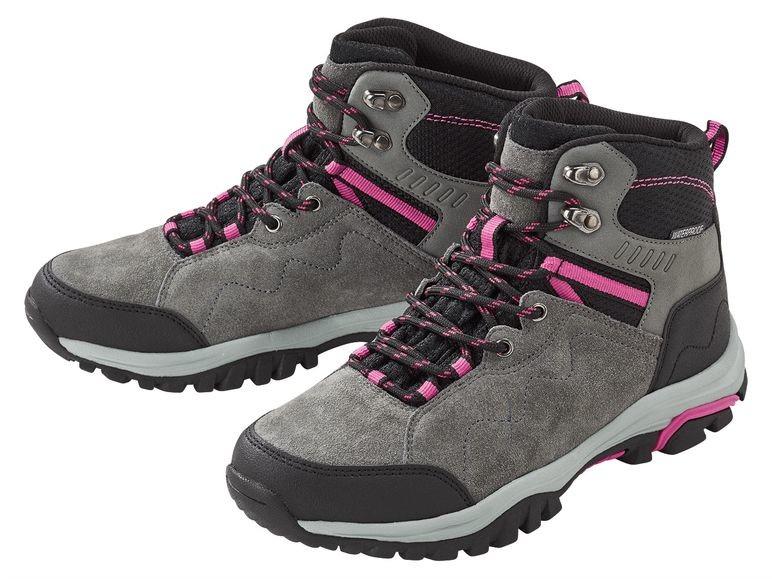 Замшевые трекинговые ботинки на мембране, германия .размеры фото №1