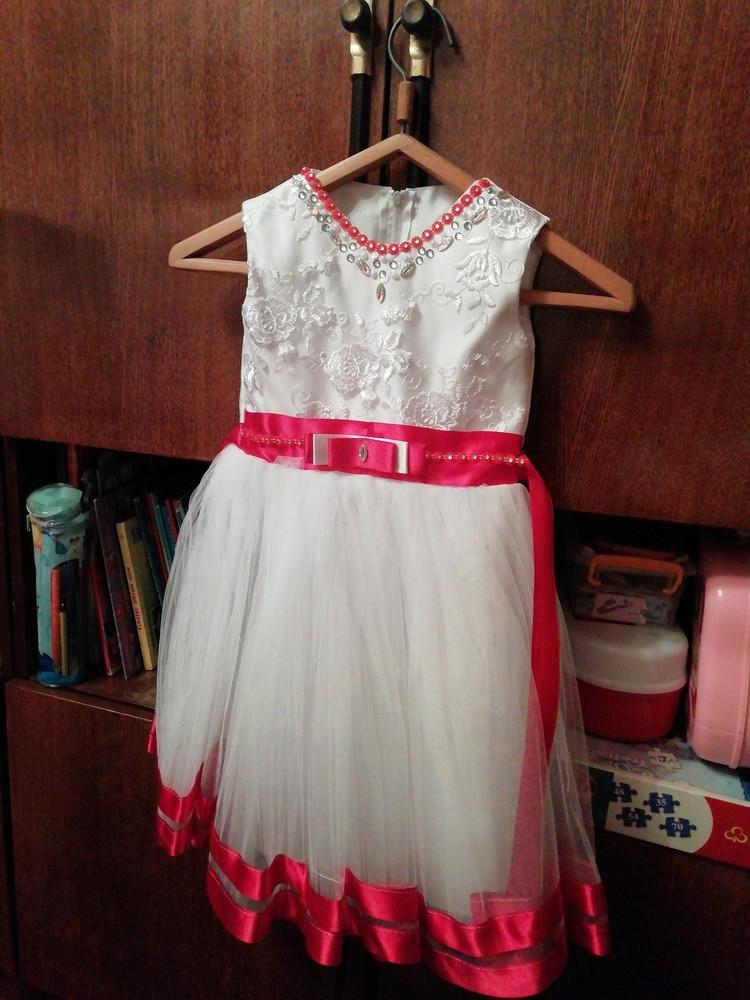 Очень красивое платье фото №1
