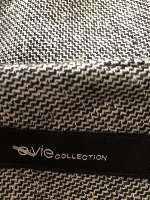 Брендовая тёплая юбка-карандаш e-vie на наш 46-48. супер! фото №1