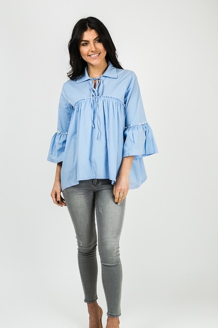 Красивая блуза. фото №1