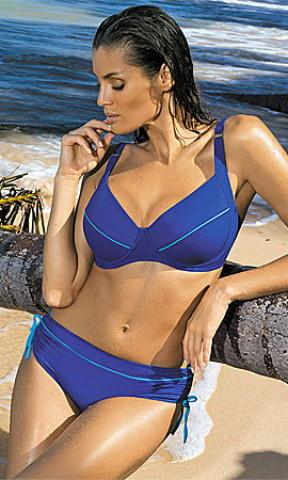 Dorothy m-263 marko раздельный купальник высокие плавки широкие бретели фото №1