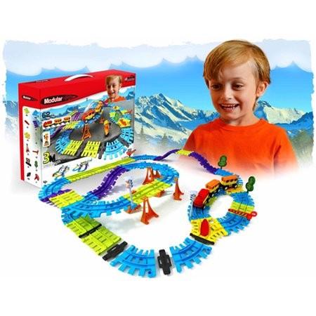 3d железная дорога modular toys фото №1