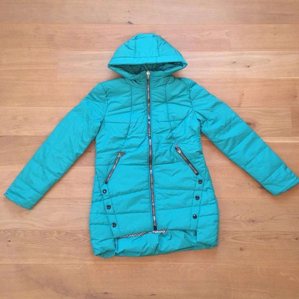 Женская демисезонная куртка s, m, l, xl, есть все размеры, разные цвета фото №1