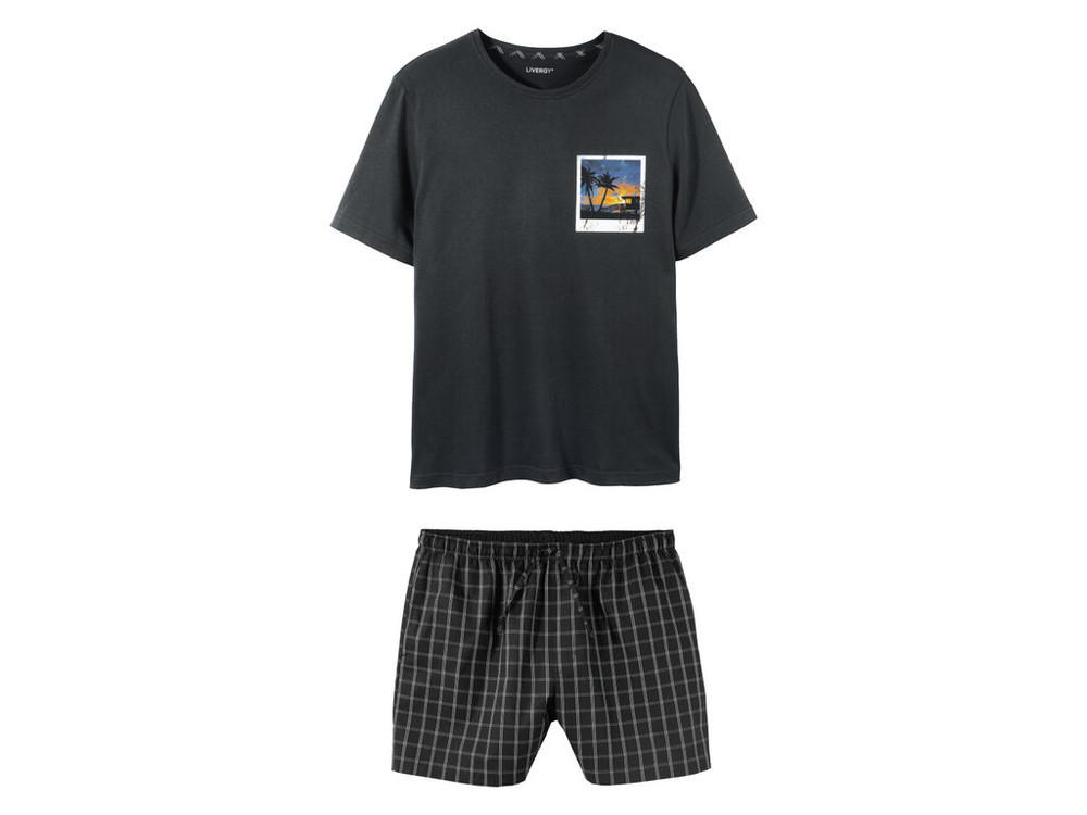 Летний комплект пижама домашний костюм livergy германия фото №1