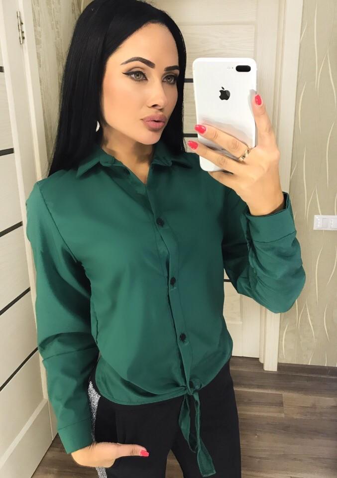 Женская блуза,цвета фото №1