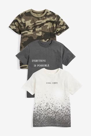 Набір стильних футболок next для хлопців розм. 3-16 р. під замовлення фото №1