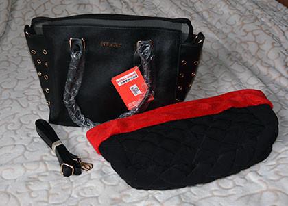 Утепленная сумка-переноска для небольших животных. фото №1