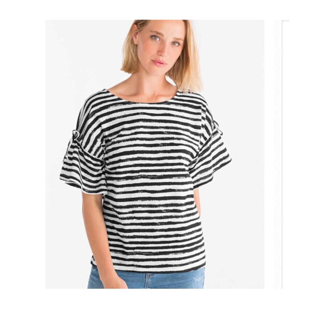 Блуза футболка c&a yessica, биохлопок фото №1