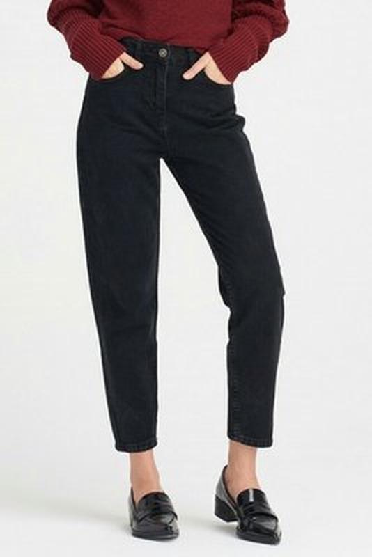 Новые мом джинсы на высокой талии befree фото №1