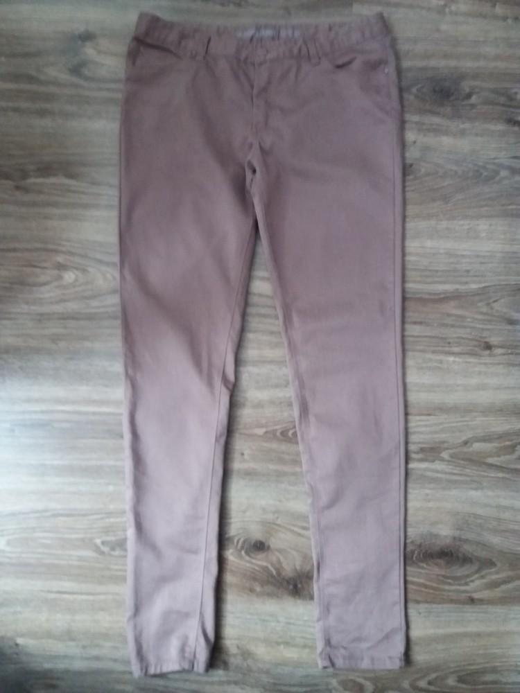 Сатинові стрейчеві джинси 50-52р. фото №1