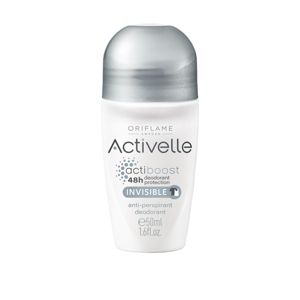 Шариковый дезодорант-антиперспирант без белых следов activelle фото №1