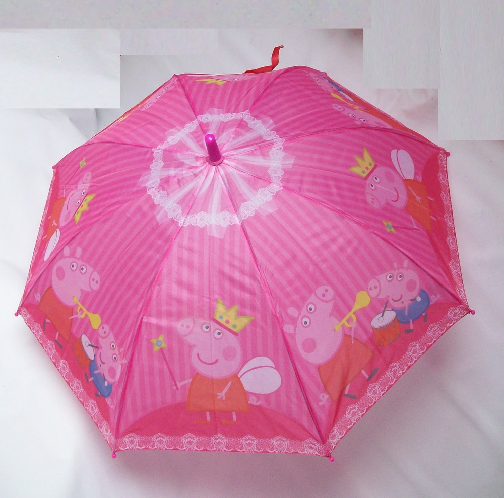 Яркие зонтики для девочек фото №1