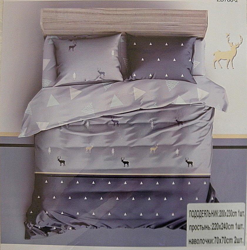 Двохспальный комплект постельного  koloco фото №1