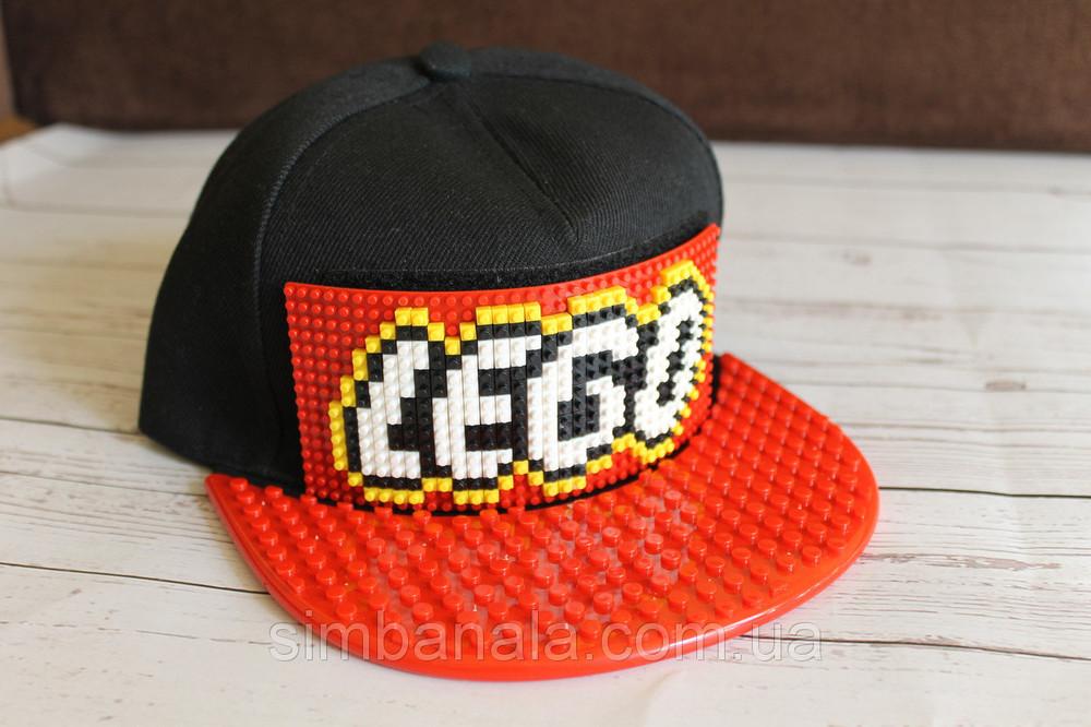 Детская кепка lego фото №1