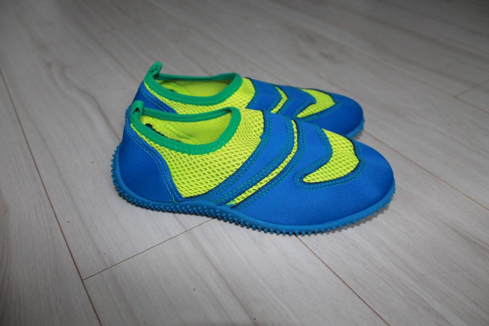 Аквашузы пляжная обувь разм 32 h&m фото №1