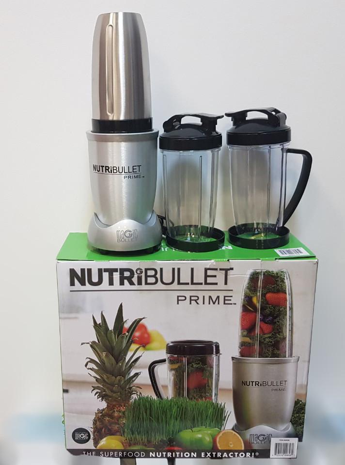 ✅блендер nutribullet / magic bullet 900w - пищевой экстрактор / кухонный комбайн фото №1