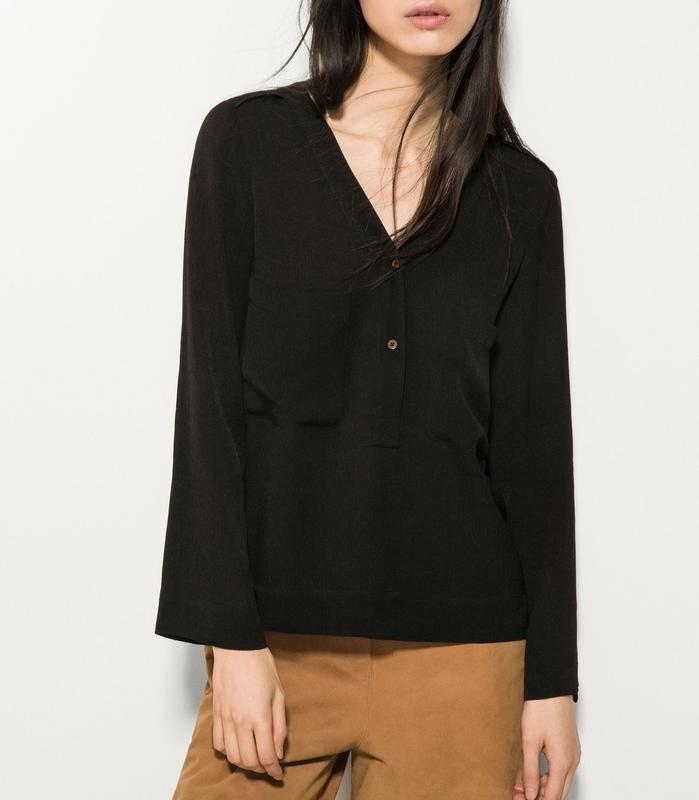 Блуза massimo dutti фото №1